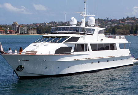 Sydney Harbour Cruise, Sydney Harbour Cruises