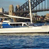 Sydney Harbour Cruise Aussie Magic