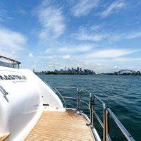 Sydney Harbour Cruise on Board Masteka 2