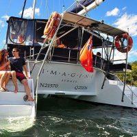 Sydney Harbour Cruise Boat Imagine